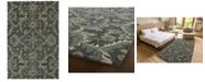 Kaleen Amaranta AMA01-38 Charcoal 8' x 10' Area Rug