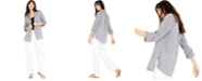 Charter Club Utility Shirt, Scoop-Neck Tank & Tie-Waist Pants, Created for Macy's