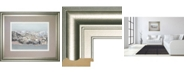 "Classy Art Terrain by Caroline Gold Framed Print Wall Art, 34"" x 40"""