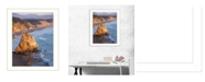 "Trendy Decor 4U Strength By Trendy Decor4U, Printed Wall Art, Ready to hang, White Frame, 18"" x 14"""