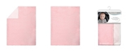 Trend Lab Pink Plush Baby Blanket