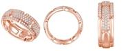 Macy's 3/4 ct. t.w. Round Shape Diamond Ring in 14k Rose Gold