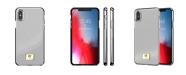 Richmond&Finch Transparent Case for iPhone X