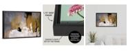 "GreatBigCanvas 'Inner Working' Framed Canvas Wall Art, 24"" x 16"""
