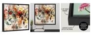 "GreatBigCanvas 16 in. x 16 in. ""Peeking Through"" by  Jodi Maas Canvas Wall Art"