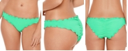 Salt + Cove Juniors' Pucker Up Ruffled Hipster Bikini Bottoms, Created for Macy's