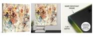 """GreatBigCanvas 16 in. x 16 in. """"Courtyard"""" by  Jodi Maas Canvas Wall Art"""