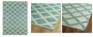 Kaleen Casablanca Cas01 Gray 4' x 6' Area Rug