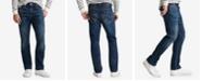 Lucky Brand Men's 121 Slim Straight Advanced Stretch Jeans