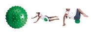 """Gymnic Aku Ball 20 - 8"""" Sensory Exercise Ball"""