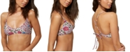O'Neill Juniors' Printed Bralette Bikini Top