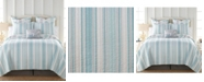 Levtex Home Cape Coral Full/Queen Quilt Set