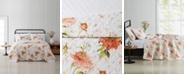 Cottage Classics Veronica Floral Full/Queen 3-Piece Quilt Set