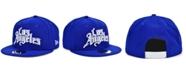 New Era Los Angeles Clippers Clips Custom 9FIFTY Snapback Cap
