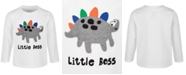First Impressions Baby Boys Little Boss T-Shirt, Created for Macy's