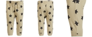First Impressions Baby Boys Star-Print Jogger Pants, Created for Macy's