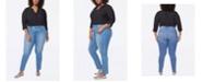 NYDJ Women's Plus Size Sheri Slim Jeans
