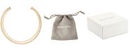 Michael Kors Gold-Tone Open-End Collar Necklace