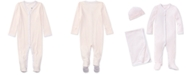 Polo Ralph Lauren Ralph Lauren Baby Girls Interlock Stretch Coverall