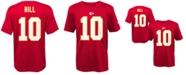 Nike Tyreek Hill Kansas City Chiefs Pride Name and Number T-Shirt, Big Boys