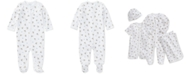 Polo Ralph Lauren Ralph Lauren Baby Boys Printed Cotton Coverall