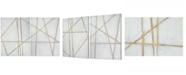 Furniture Ren Wil Glacier 2-Pc. Painting, Quick Ship