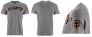 '47 Brand Men's San Francisco Giants Fieldhouse Basic T-Shirt