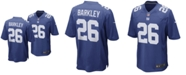 Nike Men's Saquon Barkley New York Giants Game Jersey