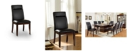 Furniture of America Braylin Cherry Dining Chair (Set of 2)