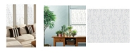 Brewster Home Fashions Bamboo Window Privacy Film