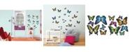 Brewster Home Fashions Butterflies Minipops
