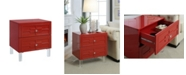 Furniture of America Gould Contemporary End Table