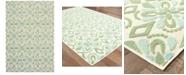 "Oriental Weavers Barbados 5994 6'7"" x 9'6"" Indoor/Outdoor Area Rug"
