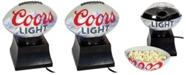 Coca-Cola Coors Light Football Popcorn Maker
