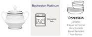 Noritake Rochester Platinum covered Sugar