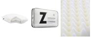 Malouf Z Convolution Gelled Microfiber Pillow - Queen