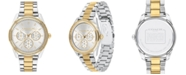 COACH Women's Preston Two-Tone Stainless Steel Bracelet Watch 36mm