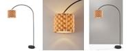 Adesso Savannah Arc Lamp