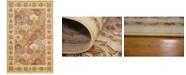 "Bridgeport Home Passage Psg1 Ivory 10' 6"" x 16' 5"" Area Rug"