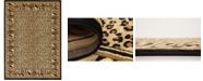 Bridgeport Home Maasai Mss9 Light Brown 7' x 10' Area Rug