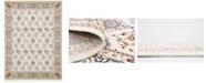 Bridgeport Home Zara Zar6 Ivory 10' x 13' Area Rug