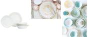 VIETRI  Incanto Stone Stripe Dinnerware Collection