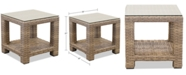 Furniture Grand Stafford Outdoor End Table