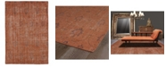 Kaleen Restoration RES01-31 Pumpkin 2' x 3' Area Rug