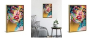 "iCanvas Imaan by Kate Tova Gallery-Wrapped Canvas Print - 26"" x 18"" x 0.75"""