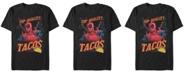 Marvel Men's Deadpool The Best Quality Tacos Short Sleeve T-Shirt