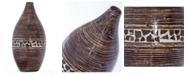 "Heather Ann Creations Shiloh 20"" Bamboo Vase"
