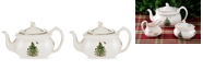 Spode Christmas Tree Teapot