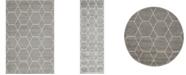 Bridgeport Home Plexity Plx1 Light Gray Area Rug Collection