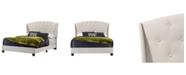 Belle Isle Furniture Boca Grande Upholstered Bed, Full